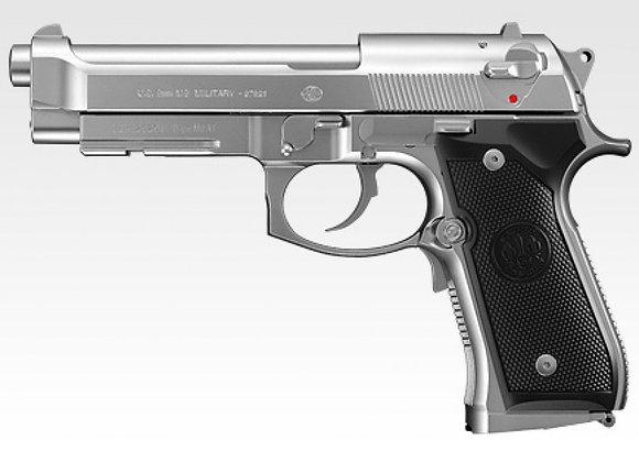 Tokyo Marui M9A1 Full Auto Electric Blow Back Airsoft Pistol ( Black / Silver )