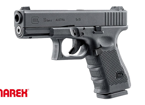 UMAREX GLOCK 19 GEN4 GBB Pistol (6mm, VFC)