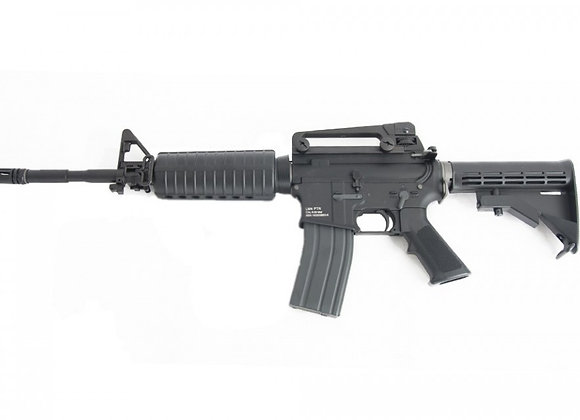 KSC M4A1 GBB Rifle (Ver2 with Steel Bolt/One-Piece Upper)