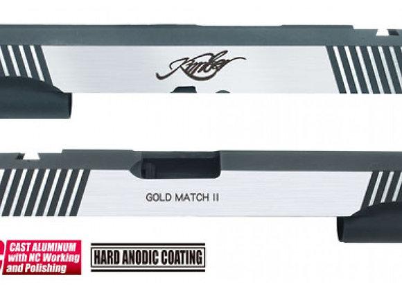 Guarder Kimber Gold Match Custom Slide for Marui Hi-Capa 5.1 (Dual Tone)