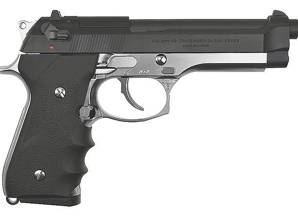TOKYO MARUI M92F MILITARY GBB Pistol (Silver Frame)