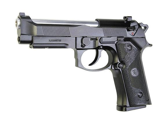 KJ Works M9 ELITE IA Full Metal Gas Blowback Pistol