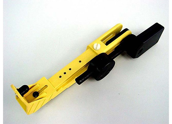 Airsoft IPSC CR speed holster (Yellow)