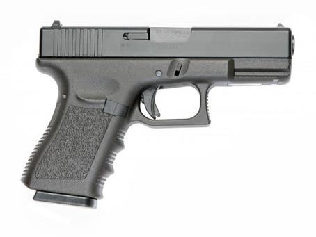 KSC G19 GBB Pistol Airsoft (Metal Slide)