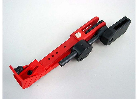 Airsoft IPSC CR speed holster (Red)