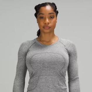 lululemon Tech Long Sleeve Shirt