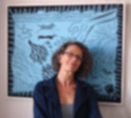 Jenni Cadman Textile Artist Portrait Image