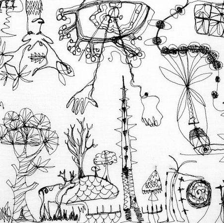 Deer Park Doodle II