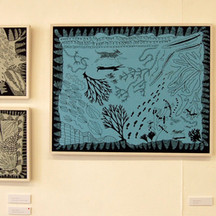 The exhibition Strand : Textiles with a Contemporary Twist