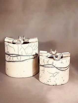 Decoratieve design asbakken