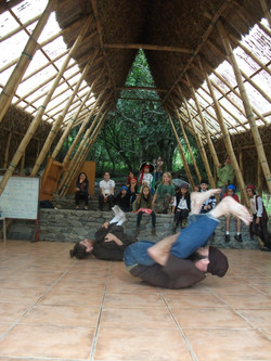 EXERCICES BAMBOO STRUCTURE
