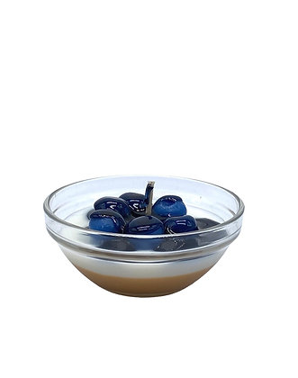 BLUEBERRY CHEESECAKE SAMPLE SIZE