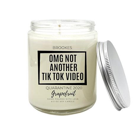 OMG NOT ANOTHER TIK TOK VIDEO