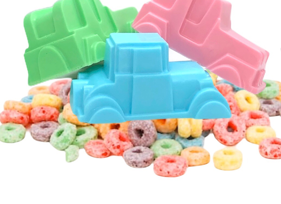 MONSTER TRUCK SOAP