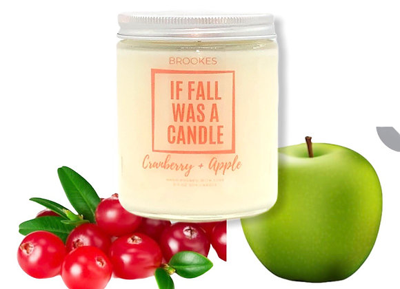 IF FALL WAS A CANDLE