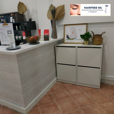 HairFreeSG-Reception