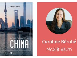 Doing Business in China (Caroline Bérubé)