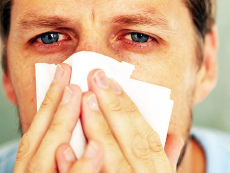 La salud visual cuando hay alergia