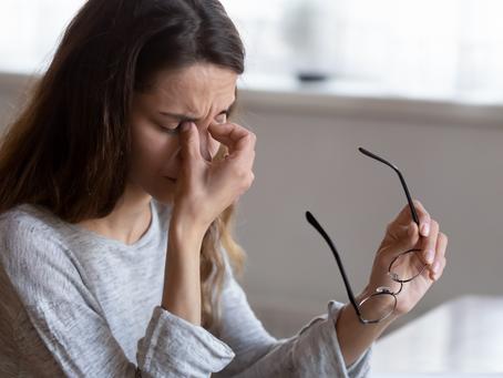 Fatiga visual: qué es, cuáles son sus síntomas y cómo tratarla.
