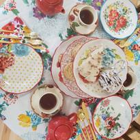 Pastries & Tea