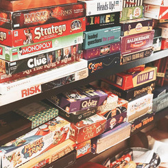 Games, games & more games