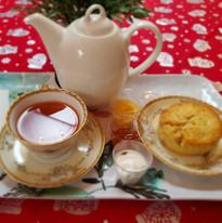 Tea & Scone