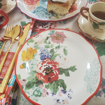 Pioneer Woman Place Setting