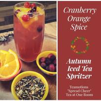 Cranberry Orange (Spread Cheer)