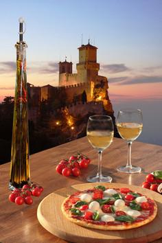 Huile d'olive spéciale Pizzas & Pâtes