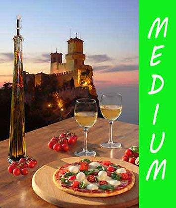 Pizza & Pâte - Medium