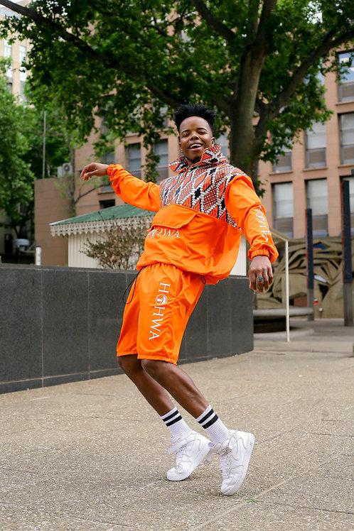 Men's  Full Orange Tracker