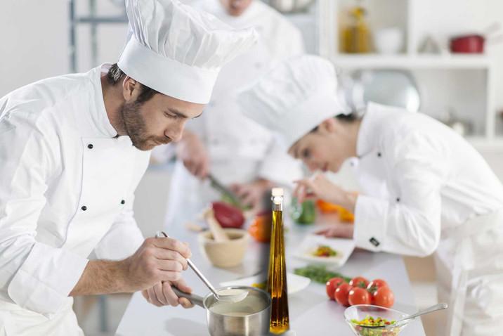 Un Grand Chef pour un repas gastronomique