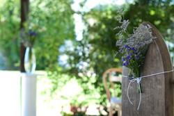 Simple lavender posies