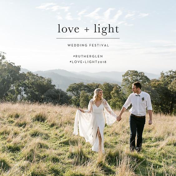 Love + Light Wedding Festival