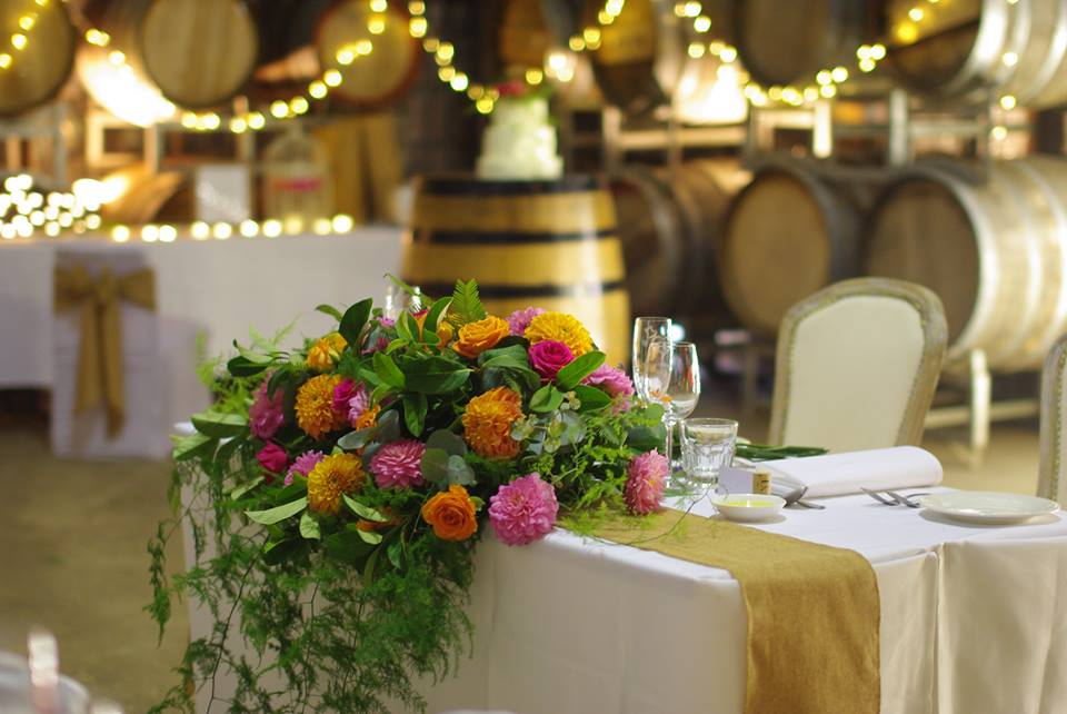Beautiful Floral table decorations