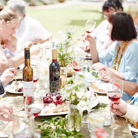 Cofield Wines Spring Dinner