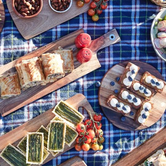 perfect picnic fare cooking class