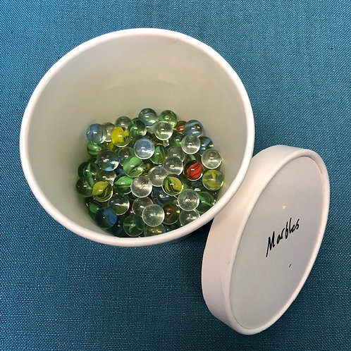 Marbles (~180)