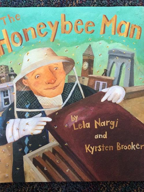 Honeybee Man Book
