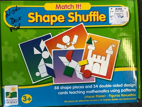 Shape Matching Set