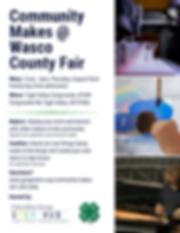 Community Makes _ Wasco County Fair (1).