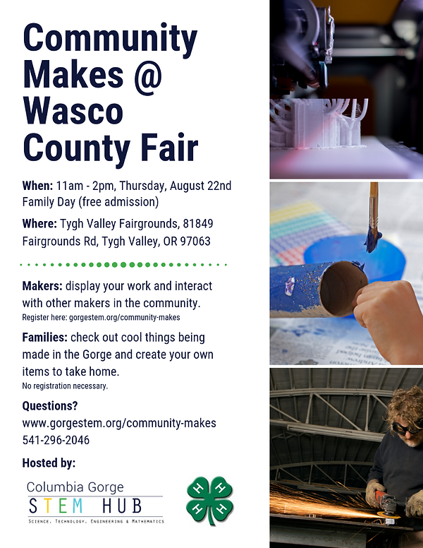 Community Makes _ Wasco County Fair (1).