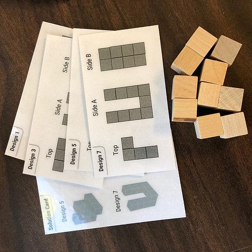 Blocks + Blueprints Class Set