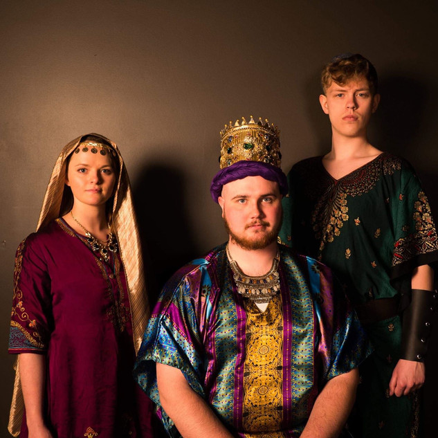 King Saul and his Family