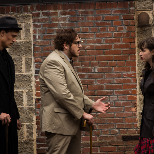 Lizzie confronts Jekyll