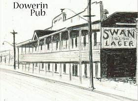 Dowerin Pub