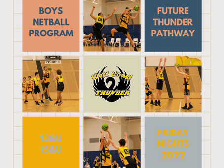 Boys Competition Launch!