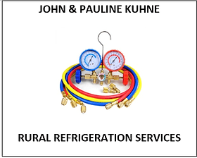 John & Pauline Kuhne Rural Refrigeration Services