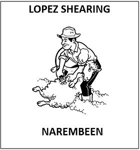 Lopez Shearing Narembeen