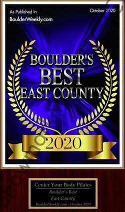 Best Of Boulder 2020